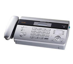 Panasonic KX-FT983 Thermal Fax (Silver)