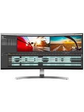 LG 34UC98-W 34-Inch 21: 9 Curved UltraWide QHD IPS Monitor