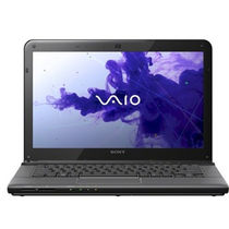 Sony Vaio E14 Series Laptop,  black