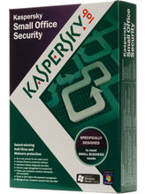 Kaspersky Small Office Security 10 PCs+ 1 File Server 1 Year, multicolor