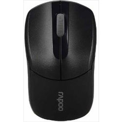 Rapoo 1190 Wireless Optical Mouse,  red