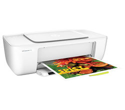 HP F5S41D, Deskjet Ink Advantage 2132 All in One Printer, white