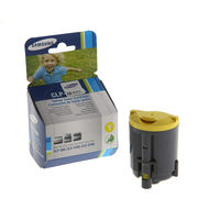 Samsung Toner Cartridge CLP-Y300A/XIP,  yellow