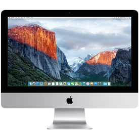 Apple iMac MK142HN/A 21.5 -inch Core i5 1.6GHz/8GB/1TB/Intel HD Graphics 6000,  silver