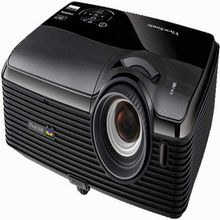 ViewSonic Full HD1080p Business Projector (Pro 8300), black