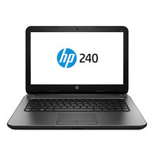 HP 240G3 (K1Z72PA) Laptop (4th Gen- Ci3/ 4GB RAM/ 500GB HDD/ DOS),  black
