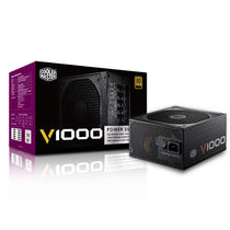 Cooler Master Vanguard 1000W PSU,  black