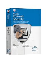 Mcafee Internet Security , multicolor, 3 user 3 year