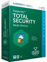 Kaspersky Total Security (1 PC / 1 Year) - Multi Device