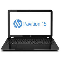 HP Pavilion 15-n047tx Notebook,  black