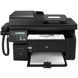 HP LaserJet Pro M1216nfh (CE843A) Multifunction Printer,  black