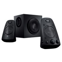 Logitech Z623 2.1 Speaker System with 200 RMS,  black