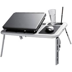 AVIS LD09 Portable Laptop E-Table, multicolor