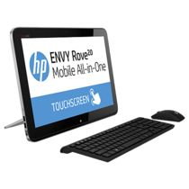 HP ENVY Rove 20-k005tu Mobile All-in-One Desktop PC(E4X48PA) (Intel Core i3-4010U/ 8GB RAM/ 1TB HDD/ Win8/ Intel HD graphics 4400), multicolor