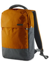 CLiPtec CFP105GR OMBRE 15.6 Inch Notebook Backpack, orange