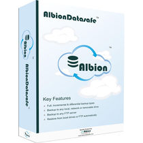 Albion Datasafe Software, multicolor