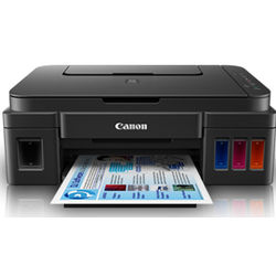 Canon Ink Tank All-In-One Printer,  black