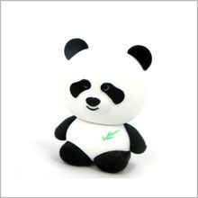 Cute Panda Shaped USB PenDrive, 16 gb, multicolor