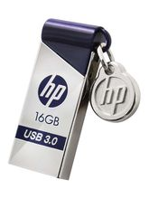 HP X715W USB 3.0 16GB Pen Drive (Silver)