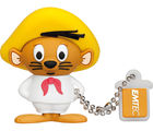 Emtec Looney Tunes Speedy 4GB Pen Drive (Yellow White)