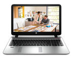 HP Envy 15-k102TX Laptop (4th Gen Intel Cor i5-4210U/ 8GB RAM/ 1TB HDD/ Win 8.1 (K2N88PA), silver