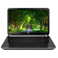 HP Pavilion TouchSmart 14-n242TU Notebook (4thGen Intel Core i3- 4010U/ 4GB RAM/ 1TB HDD/ Win8.1) (J8B56PA),  black