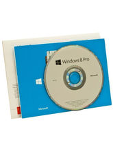 Microsoft Windows 8 / 8.1 Professional OEM, multicolor, 64 bit