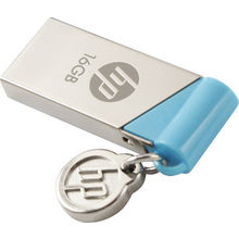 HP V215B 16GB Utility PenDrive, silverblue, 8 gb