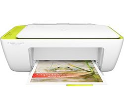 HP Deskjet Ink Advantage 2135 All in One Printer, white