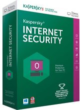 Kaspersky Internet Security Latest Version (3 PC/1 Year)