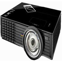 ViewSonic Networkable XGA Projector (PJD 6383s), black