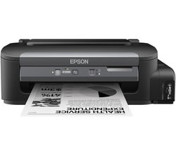 Epson M100 Low Cost Monochrome Printer (12 Paise Per Print)