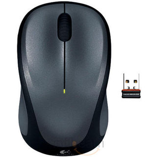 Logitech M235 Wireless Mouse  Red