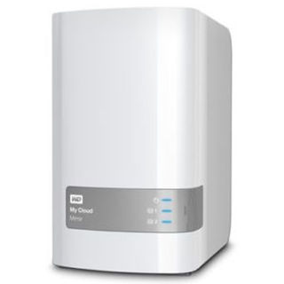 WD My Cloud Mirror 6TB 2-Bay Personal Cloud Storage