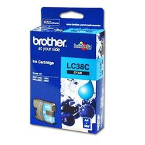 Brother-LC38C Cartridge,  cyan