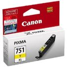 Canon CLI‐ 751 Y XL Ink Cartridge,  yellow