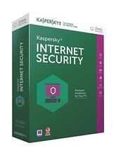 Kaspersky Internet Security Latest Version (1 PC/1 Year)
