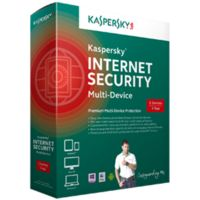 Kaspersky Internet Security Multi Device (5 Users 1 Year), multicolor