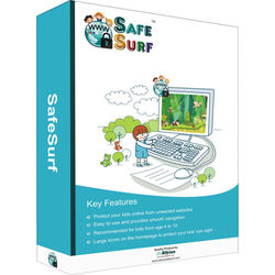 Albion Safesurf Web Browser For Kids, multicolor