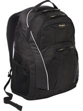 Targus 16 Motor Laptop Backpack Black (Black)