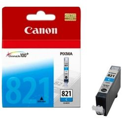 Canon CLI 821C Ink cartridge,  cyan