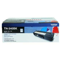 Brother Toner Cartridge TN340 Black,  black