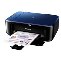 Canon PIXMA E510 Multifunction Inkjet Printer, multicolor