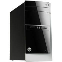 HP Pavilion 500-100ix Desktop PC ( Intel Core i5-4440/ 4GB RAM/ 500GB HDD/ Ubuntu),  black
