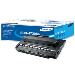 Samsung Toner Cartridge SCX-4720D5/XIP,  black