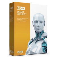 Eset Smart Security 5 User Total Protection Antivirus