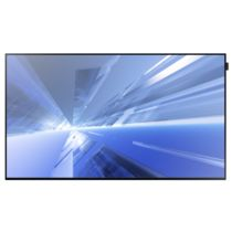 Samsung - DB-D Series 55 inch Slim Direct-Lit LED Display, multicolor