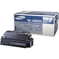 Samsung Toner Cartridge ML-6060D6/XIP,  black