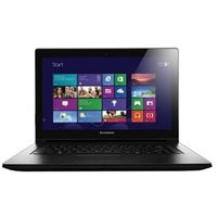 Lenovo Essential G400s (59-383670) Touchscreen Laptop (3rd Gen Intel Core i5/ 4GB RAM/ 500GB HDD/ 14'' Screen/ Windows 8),  black