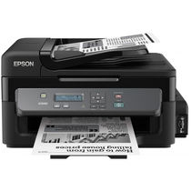 Epson M200 Monochrome Printer, standard-black